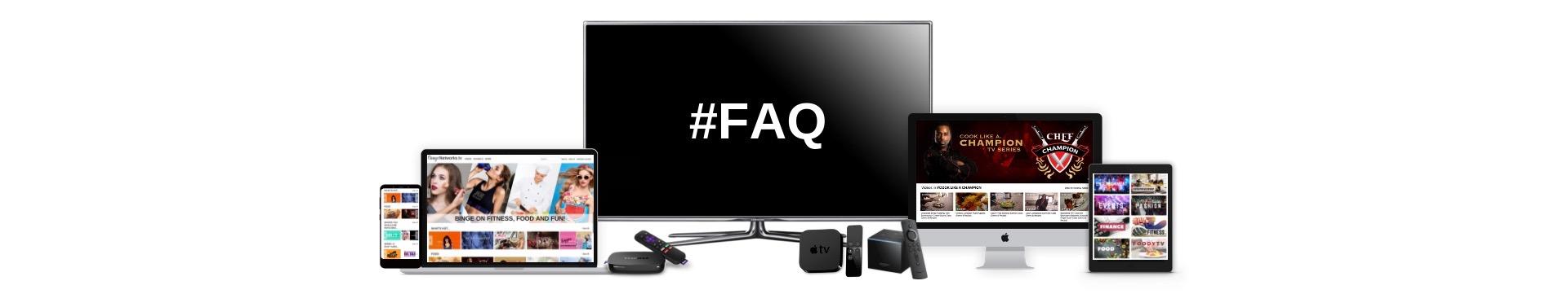 FAQ | BINGE NETWORKS